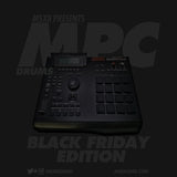 MPC Drums Black Friday Edition