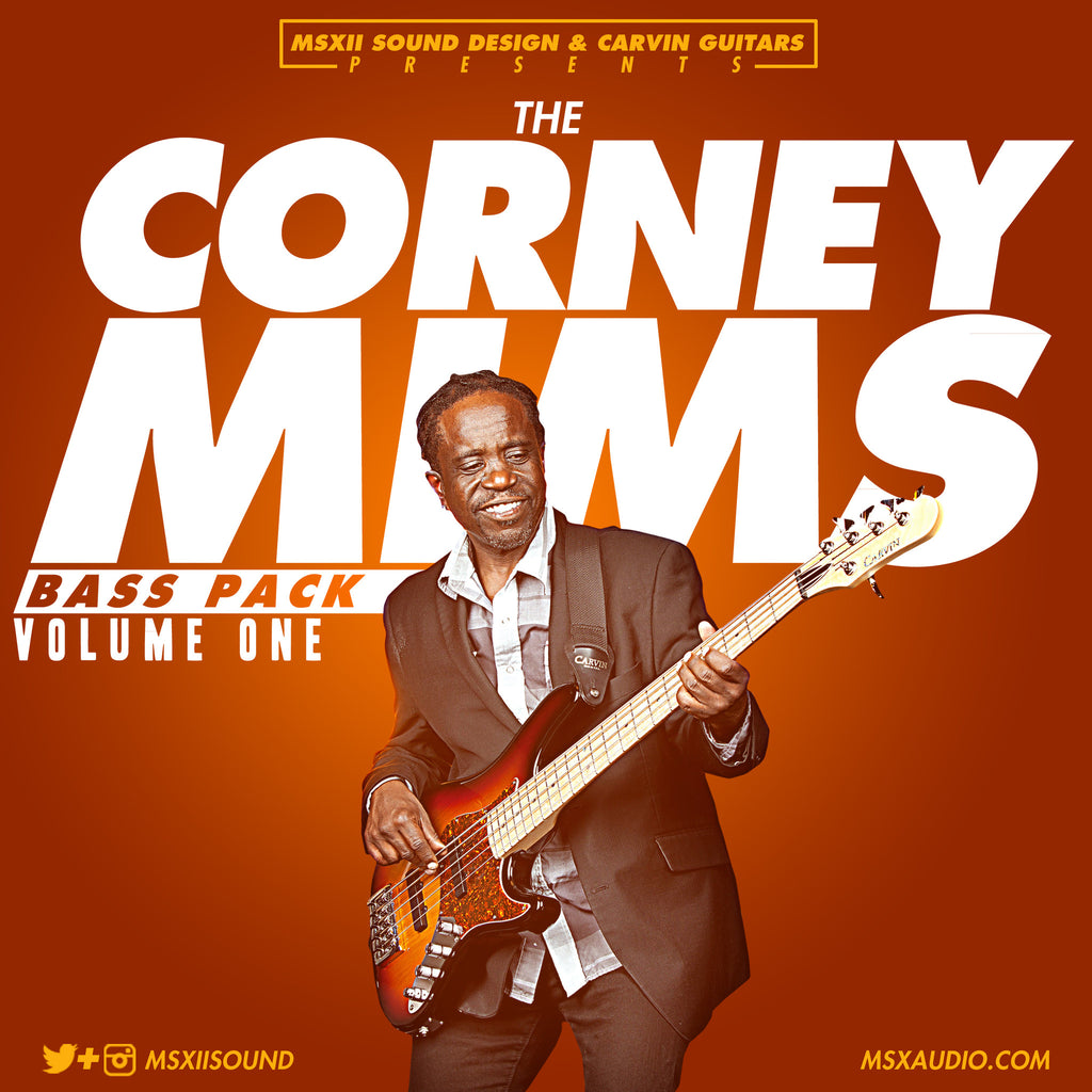 Corney Mims Bass Pack Vol. 1