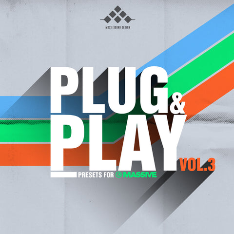 Plug & Play vol. 2 - MSXII Massive Presets