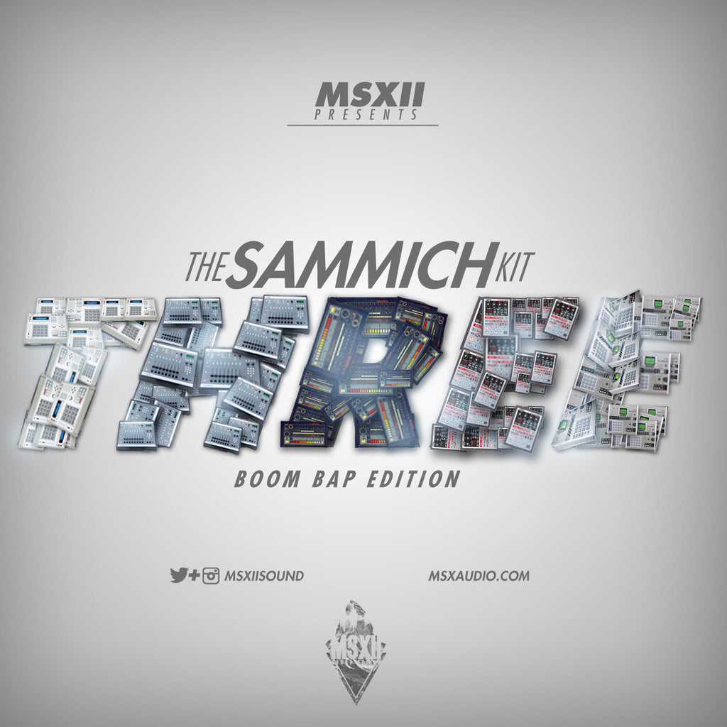 The Sammich Kit 3-Boombap Edition