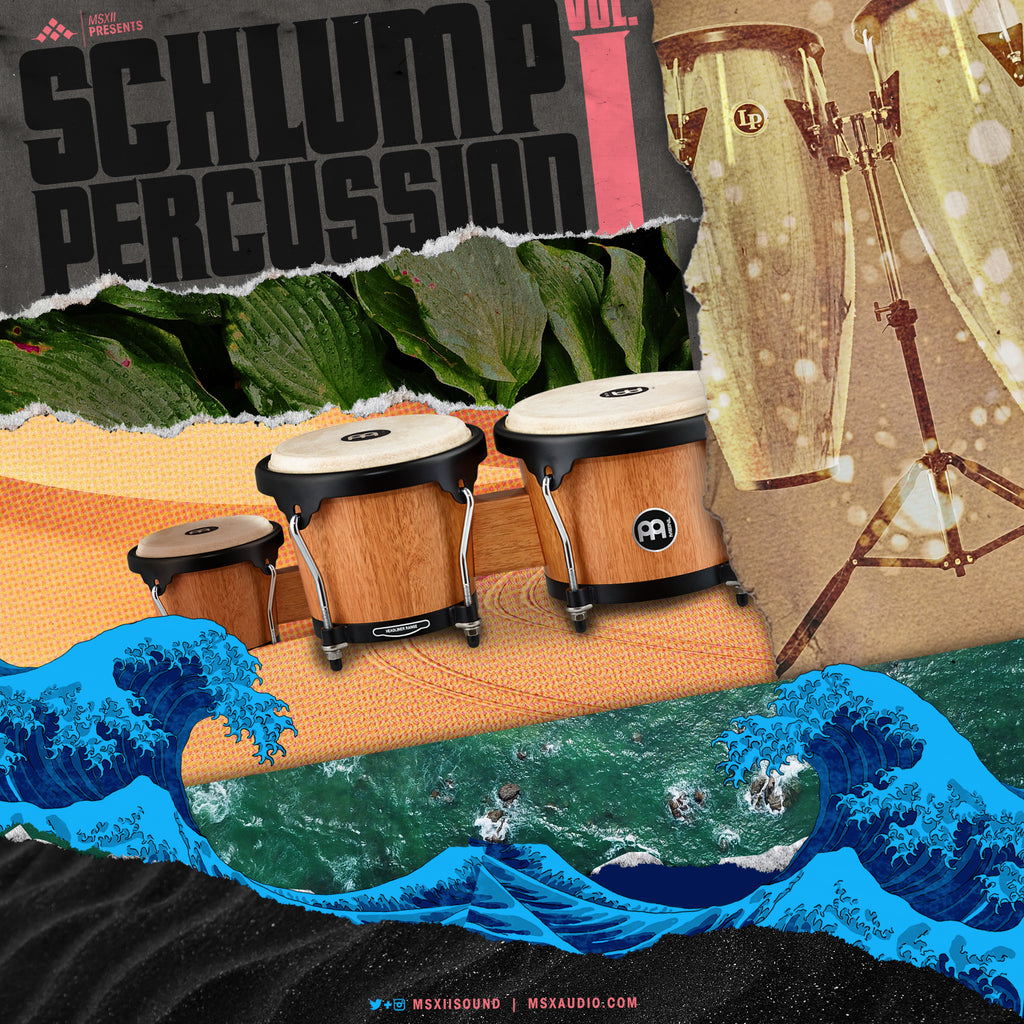 Schlump Loops Percussion Vol. 1