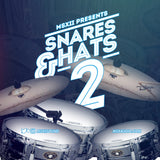 Snares and Hats 2 Combo Kit