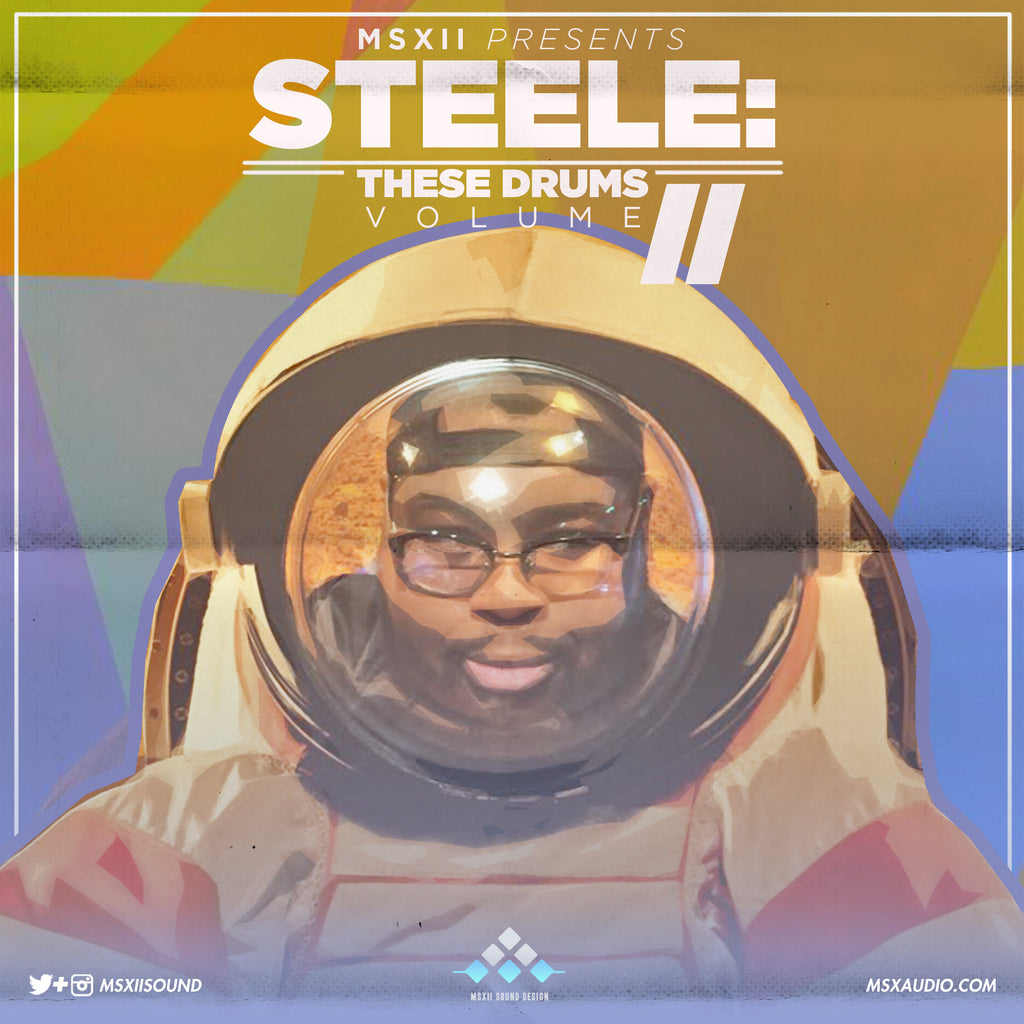 Steele: These Drums Vol. 2