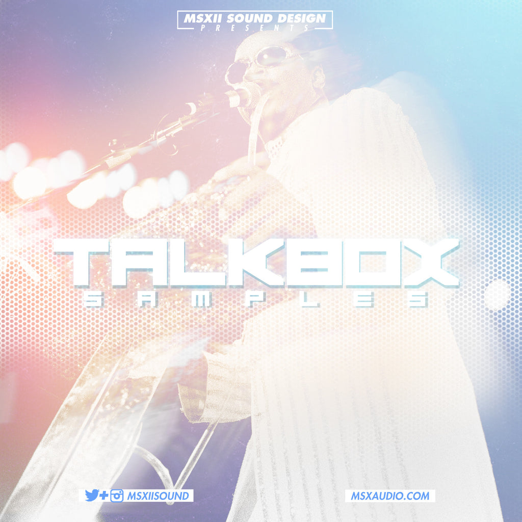 Talkbox Samples