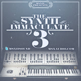 Synth Immaculate 3 Limited Edition