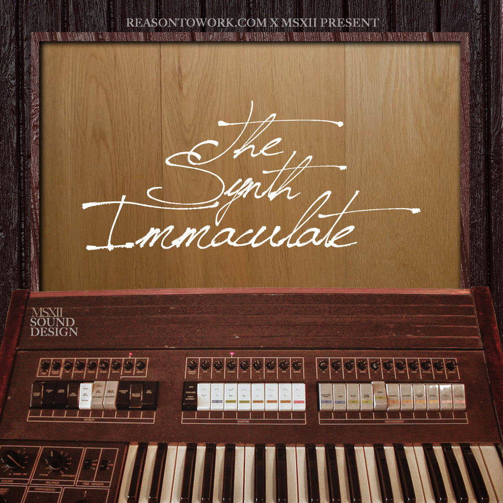 Synth Immaculate