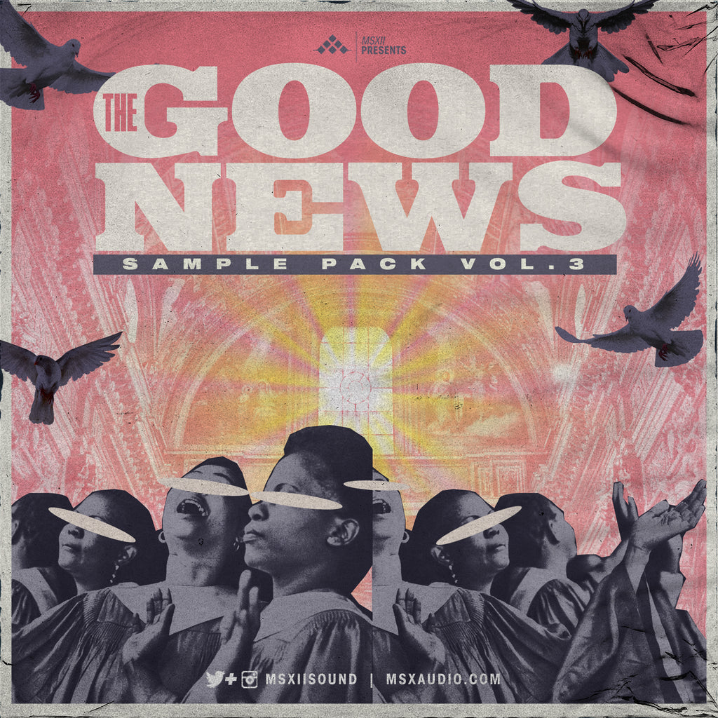 The Good News Gospel Sample Pack Vol. 3