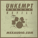 Unkempt Breaks Refill for Propellerheads Reason