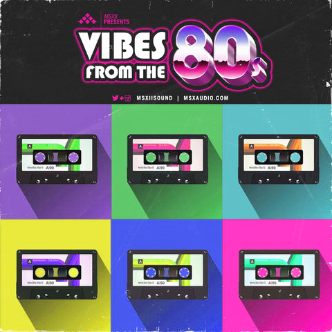Vibes from the 80's Vol. 2