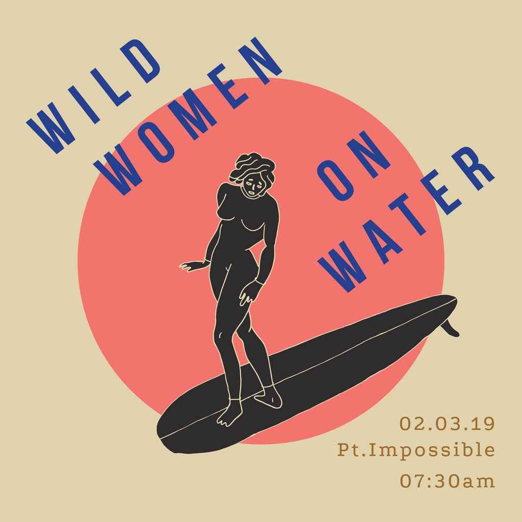 Wild Women On Water 2019
