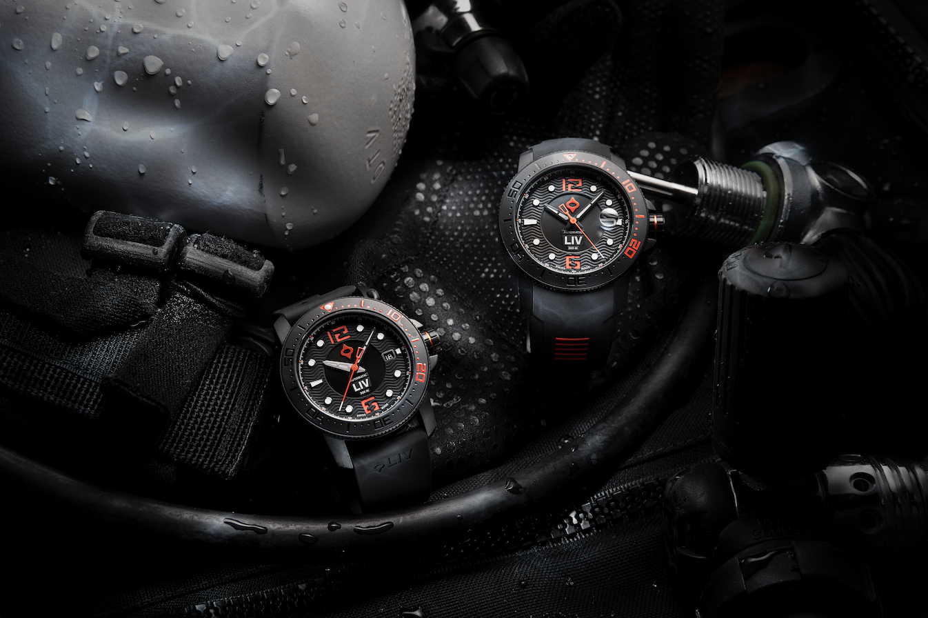Introducing the LIV 300m Ceramic Divers