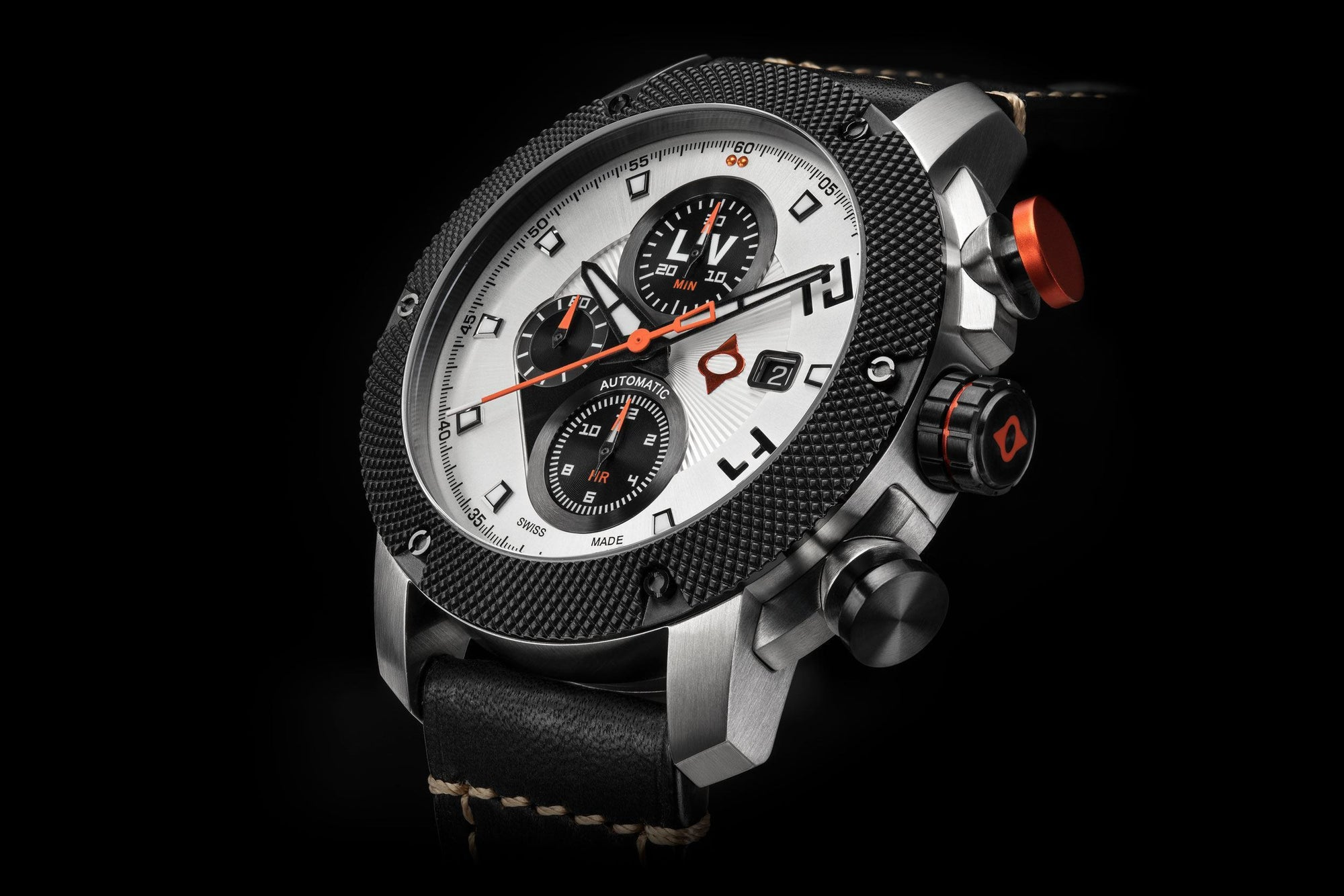 Swiss-Made GX Automatic Chronograph by LIV Watches