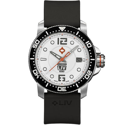 LIV Diver's 41mm Full Lume - LIV Swiss Watches