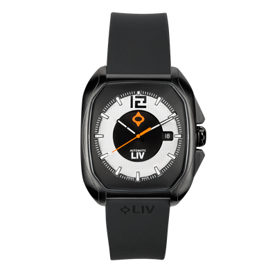 LIV Rebel-A Touch Of White - LIV Swiss Watches
