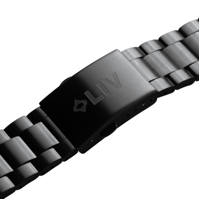 Stainless Steel Bracelet | 22mm - LIV Swiss Watches