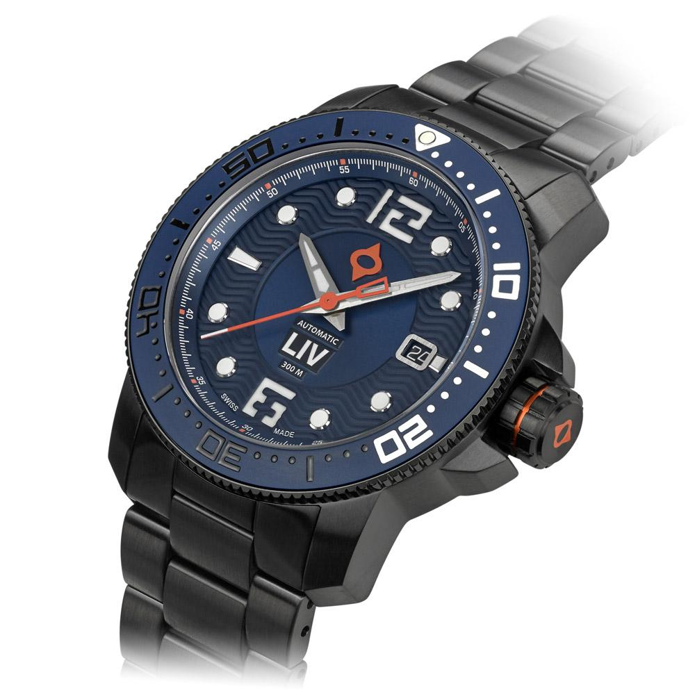 NEW RELEASE - GX Diver's 300M Swiss Automatic