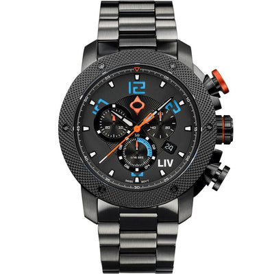 LIV GX1 Sky Blue - LIV Swiss Watches