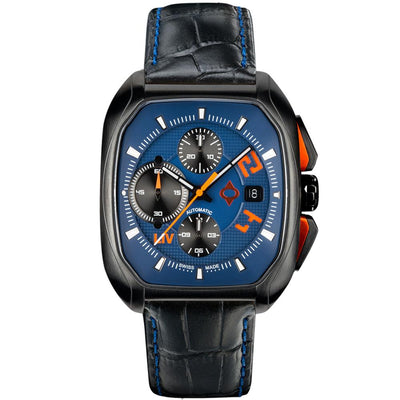 LIV Rebel-AC Cobalt - LIV Swiss Watches