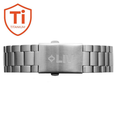 Titanium Bracelet | 23mm - LIV Swiss Watches