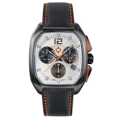 LIV Rebel-DDC Aspen - LIV Swiss Watches