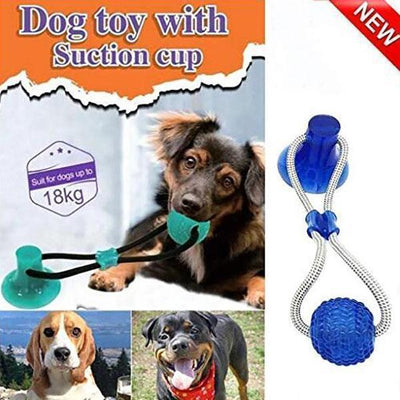 IHRneer Multifunction Pet Molar Toy (3 colors)