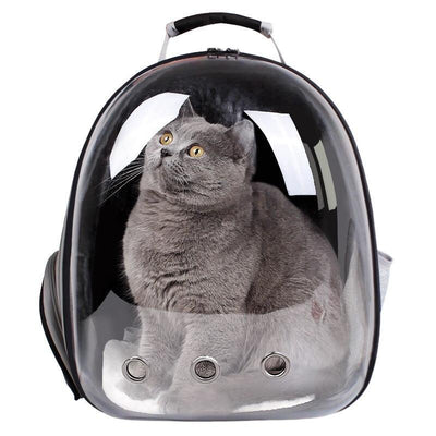 "IHRneer Clear Cat Carrier Backpack ""Catpack"" (6 Colors)"
