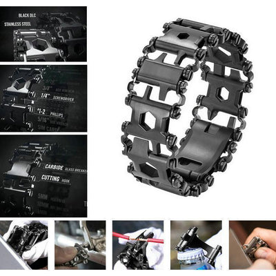 IHRneer 29 IN 1 Multi-function Bracelet (2 Colors)