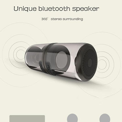 IHRneer TWS Magnetic Bluetooth Speaker (2 colors)