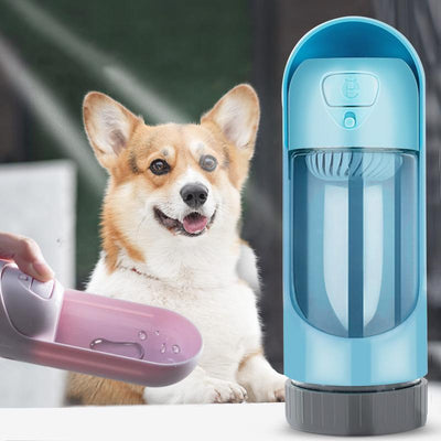 IHRneer 300 ML Outdoor Portable Cup Dog Water Bottle (4 colors)