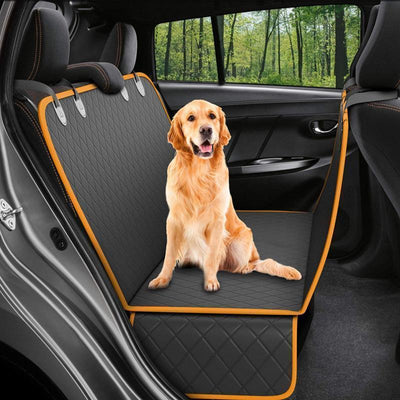 IHRneer Waterproof Non-slip Rear Car Seat Dog Pad (2 colors)