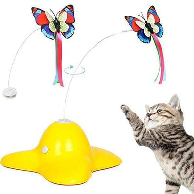 IHRneer Cat Electronic Toy (3 colors)
