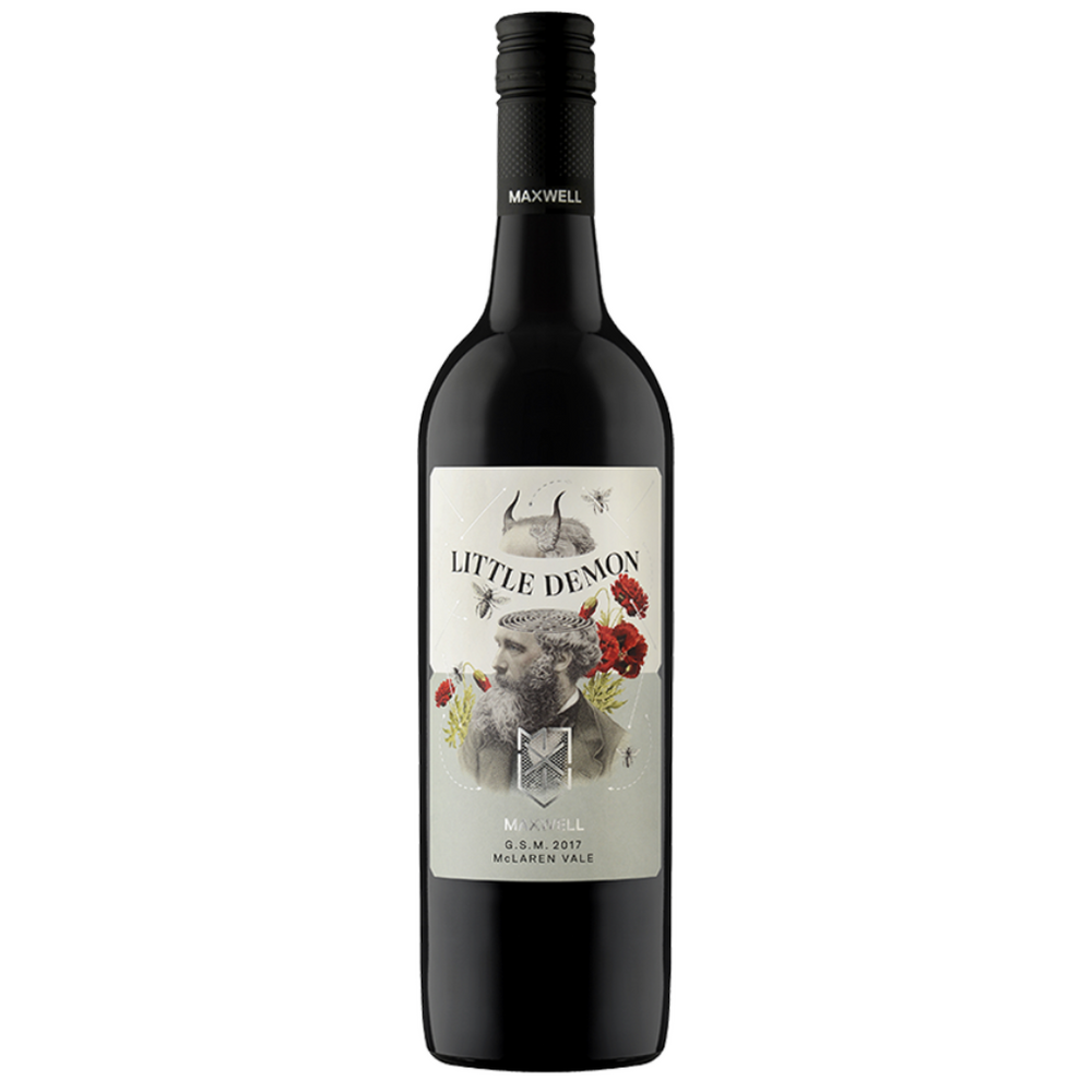 LITTLE DEMON GSM (GRENACHE SHIRAZ MOURVÈDRE) 2018