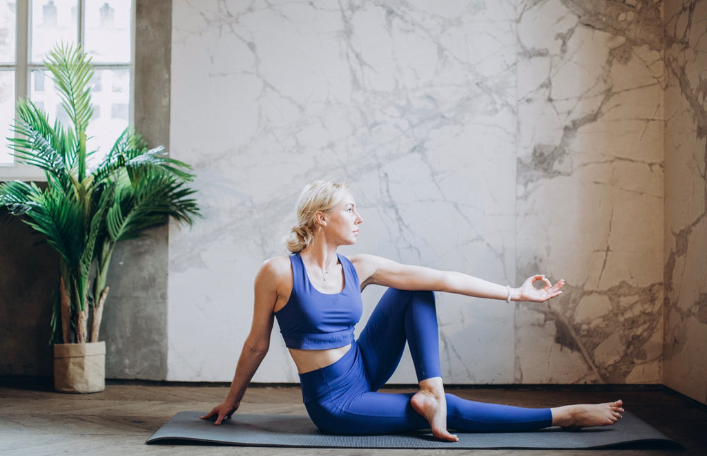yoga in morning routine to energize yourself during difficult times