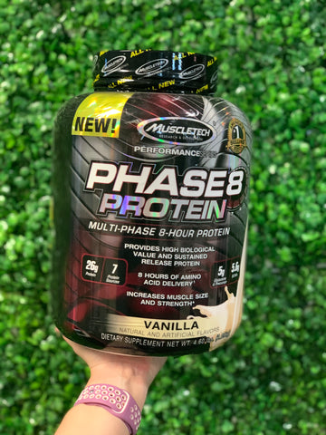 Phase 8 Protein by MuscleTech