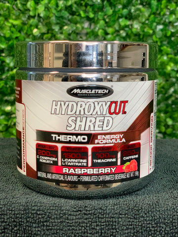 Hydroxycut Shred by MuscleTech
