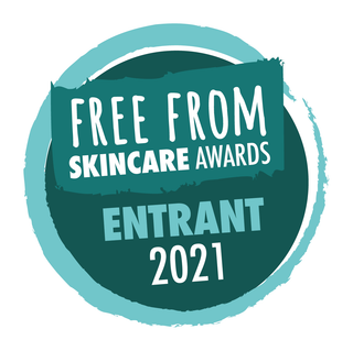 FREE FROM SKINCARE AWARDS ENTRANT 2021