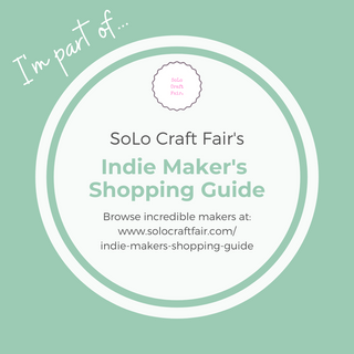 SOLO CRAFT FAIR INDIE MAKER SHOPPING GUIDE