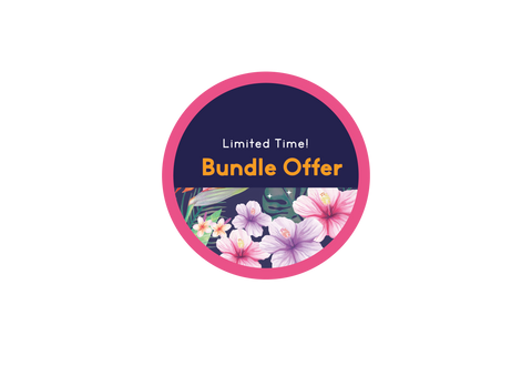 Juste Nature BUNDLE OFFER