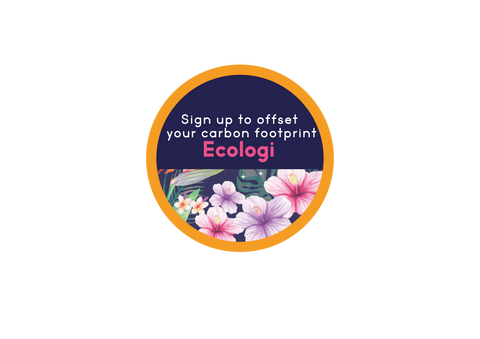 sign up to ecologi to plant trees