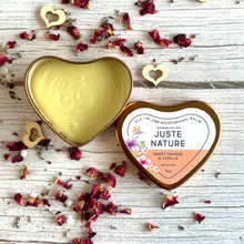 Load image into Gallery viewer, Juste Nature 50g Sweet Orange and Vanilla All-In-One Moisturising Balm