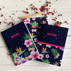 A6 recycled Note Books