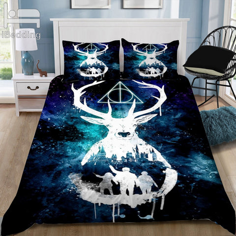 Housse de Couette 140x200 Harry Potter