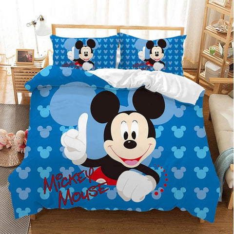 Housse de Couette Mickey Adulte