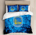 Housse de Couette Golden State Warriors