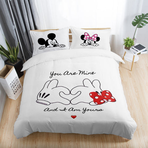 Housse de Couette Mickey You Are Mine