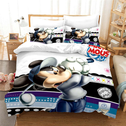 Housse de Couette Mickey Golf