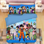 Housse de Couette Dragon Ball 140x200