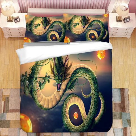 Parure Drap Dragon Ball