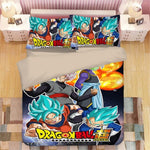 Housse de Couette Dragon Ball Z 200x200
