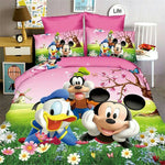 Housse de Couette Mickey Rose
